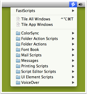 Tile Windows Using SizeUp, AppleScript and FastScripts